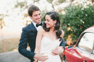 Tucson wedding couple